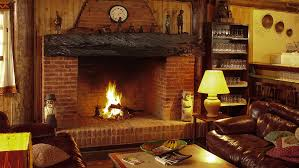 how to clean a brick fireplace diy