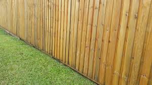 Reasons To Invest In Feathered Edge Panels For Your Garden