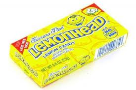 ferrara pan lemonheads nutrition facts