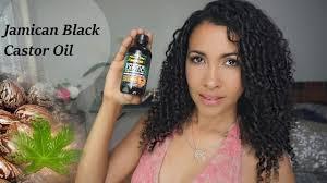 benefits of black castor oil for hair