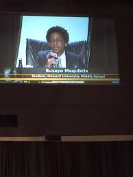 "Myrna Jackson on Twitter: ""Busayo Maquebla will be a world changer ..."