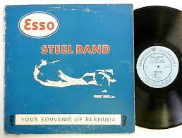 ESSO STEEL BAND Souvenir of Bermuda LP 1967 Signed Ivan Nelson | eBay