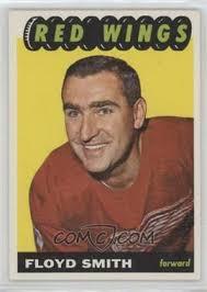 1965-66 Topps - [Base] #109 - Floyd Smith