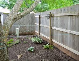 How To Fix A Leaning Wooden Fence Post Quora