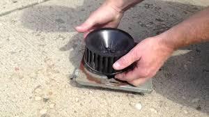 bathroom exhaust fan replacement part