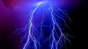 24 lightning bolt wallpapers
