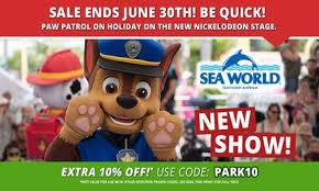 50 off sea world deals reviews