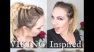 viking lagertha inspired makeup warrior