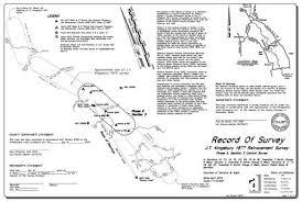 Land Surveying Record Of Survey Adobe Associates Inc