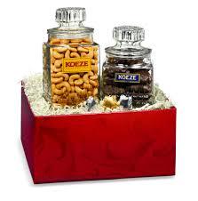 cashew dark chocolate executive gift