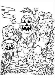 Kleurplaten En Zo Kleurplaten Van Halloween