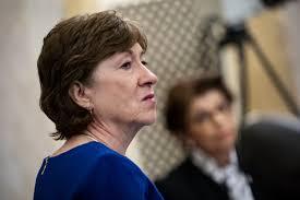 Maine Democrat Challenging Susan Collins Outraises GOP Senator by Millions