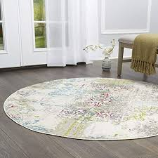 7 to 8 foot round rugs com