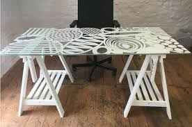 7 ikea glasholm glass table tops with