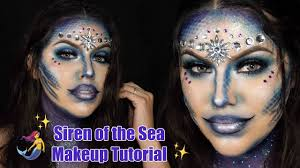 sea siren makeup look so not basic by