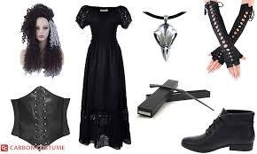 bellatrix lestrange costume carbon