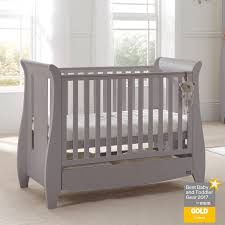 tutti bambini katie cot bed in grey