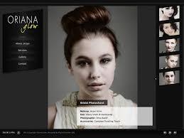 makeup artist portfolio pictures