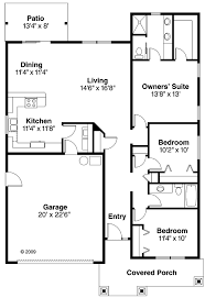 house plan 59713 ranch style with