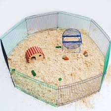 Hamster And Sand Rat Cage Hamster Finishing Hamster Bear Hamster Diy Fence Box Toy Platform Ladder Swing Hamster Running Wheel Cage Amazon Ca Home Kitchen