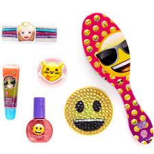 emoji hair and makeup set walmart com