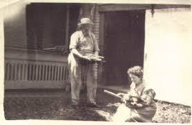 John Calvin Davis & Effie May (Rose) Culver Davis