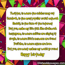 birthday poems for best friends