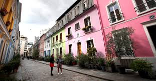 paris s rue cremieux has an insram