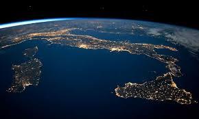 Bufala foto satellite flash mob Italia in diretta il 15 marzo alle ...