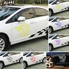 Auto Parts Accessories Mandala Car Sticker Car Rear Window Boho Decals Mandala Flower Graphic Color Em4 Smaitarafah Sch Id