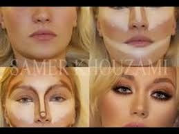 contouring for the woman
