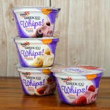 yoplait greek 100 whips fruit parfaits