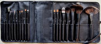 pirouette vegan makeup brushes