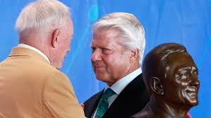 It's time for Jerry Jones to put his friction with Jimmy Johnson ...