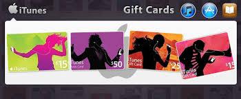 itunes app cardscodes