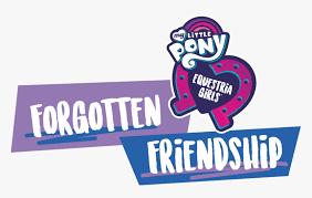 forgotten friendship logo hd png