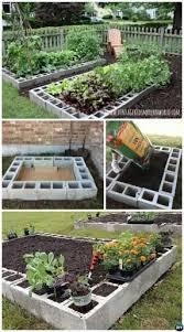 Image Result For Easy Garden Ideas Along Fence Line Raised Herb Garden Diy Raised Garden Backyard Vegetable Gardens