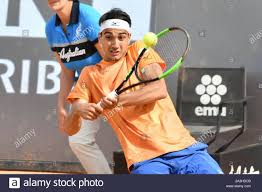 lorenzo sonego during Roma Internazionali Bnl 2019 , ROMA, Italy, 13 May  2019, Tennis Tennis Internationals Stock Photo - Alamy