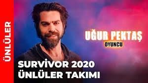 Survivor 2020 Ünlüler Takımı - YouTube