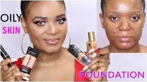 makeup tips for oily acne e skin