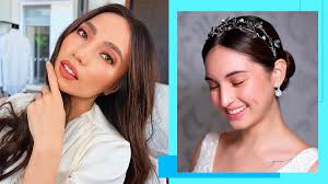 celebrity bridal makeup looks and