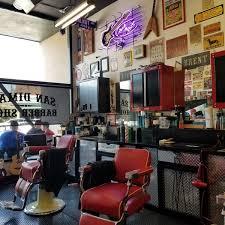 photos at san dimas barber san