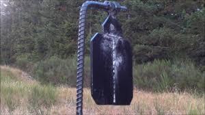 steel shooting target