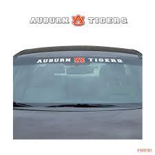 New Ncaa Auburn Tigers Car Truck Suv Windshield Window Vinyl Decal Sticker 681620807059 Ebay