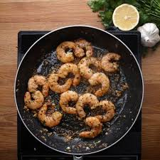 Garlic Lemon Shrimp | Recipe