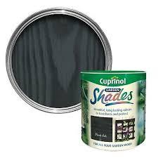 Cuprinol Garden Shades Black Ash 1l