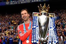 Former Chelsea goalkeeper Petr Cech named in Blues' Premier League squad as  Frank ...