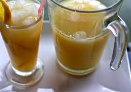 West African Ginger Drink   MyWeku Tastes