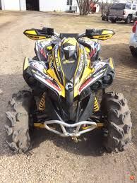 New Graphics From Blown Concepts Renegade 1000 Renegade Discussion Can Am Atv Forums Can Amtalk Com
