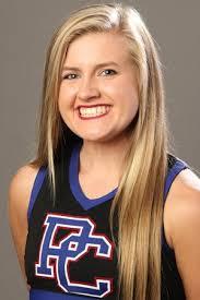 Abigail Hall - 2019-20 - Cheerleading - Presbyterian College